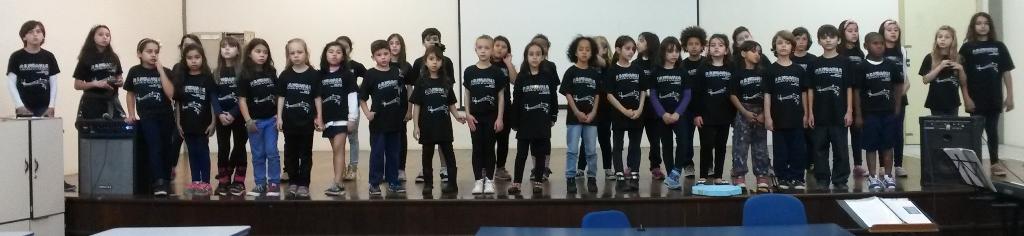 Cantoria: Coral Infantil do Colégio de Aplicação