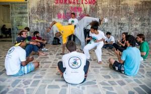 Roda de Capoeira – Grupo Ajagunã de Palmares