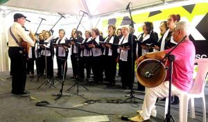 Grupo de Canto Vozes da Ilha - NETI