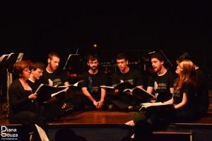 Madrigal e Orquestra de Câmara da UFSC